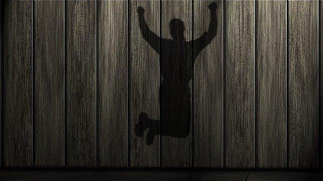 skok z radosti