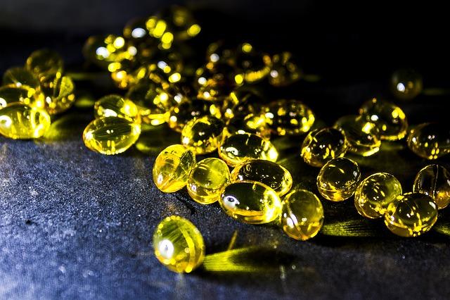 omega-3 v tabletách