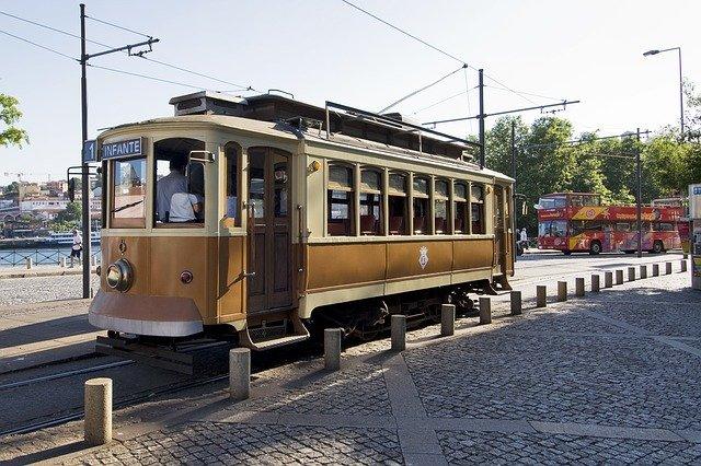 stará tramvaj
