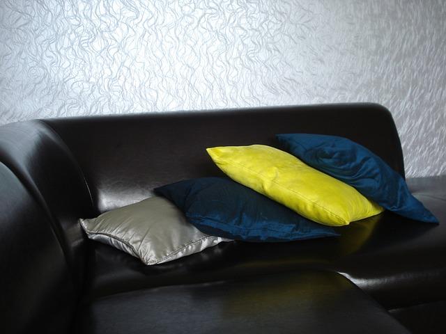 sedačka kožená