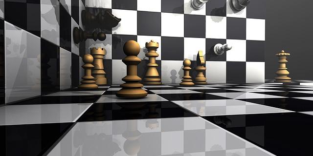 velká šachovnice