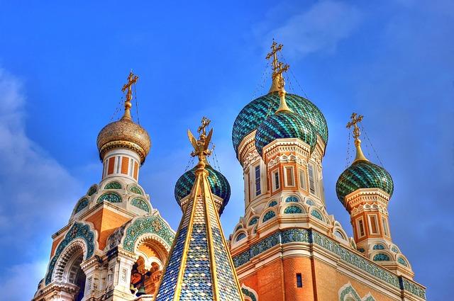 ruská bazilika