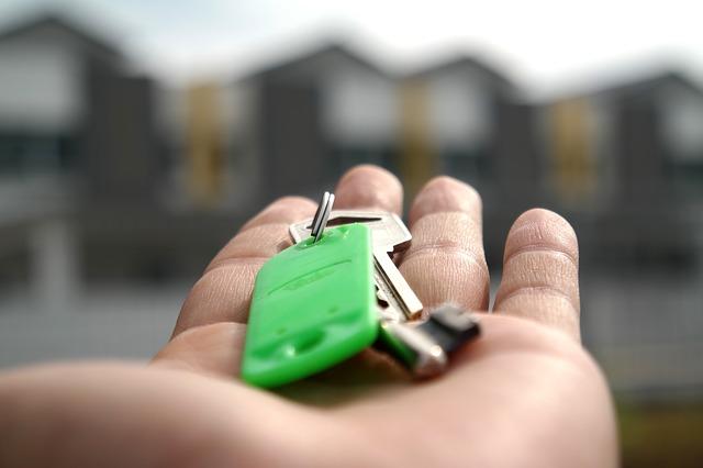 klíč k bydlení