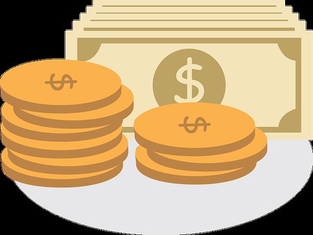mince a bankovky dolarů.png