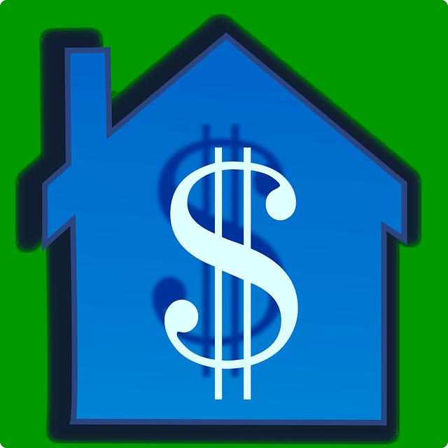 modrý domek