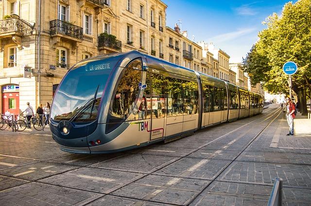 francouzská tramvaj