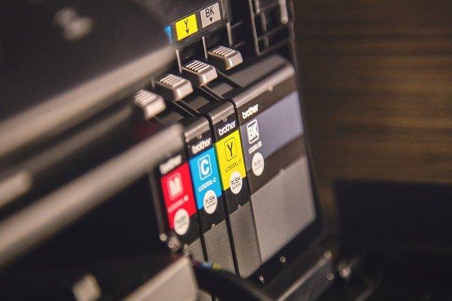 inkoust do tiskárny